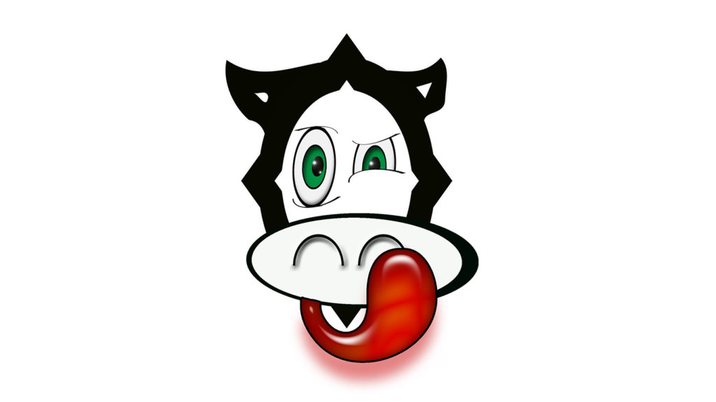 logo azawak editions vache rouge mathematique